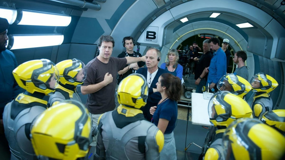 enders game director talks sacraficing book make movie gavin hood  x