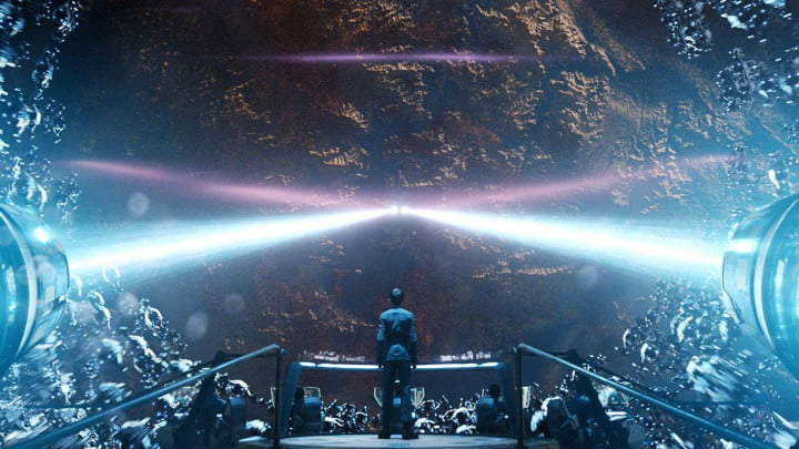 enders game review screen