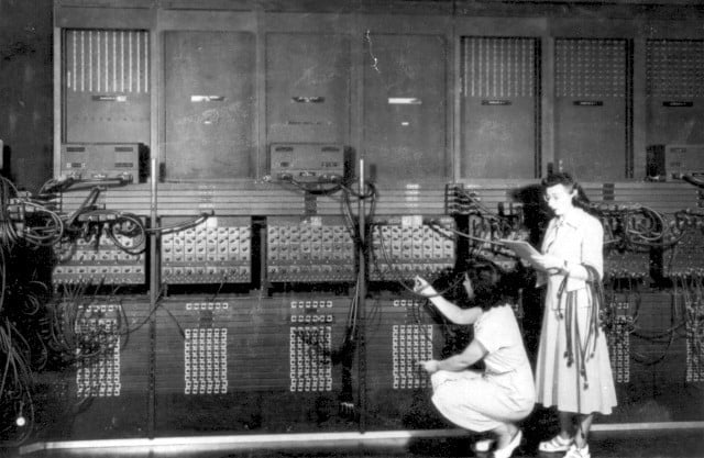 computer science most popular major stanford women eniac  s