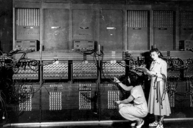 women in tech infographic eniac