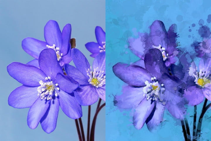 enlight powerful photoshop app painting before after