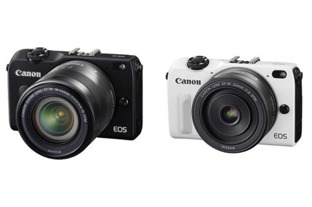 canon makes second attempt mirrorless eos japan m