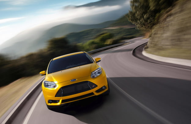 EPA awards 2013 Ford Focus ST 23 city, 32 highway mpg ratings