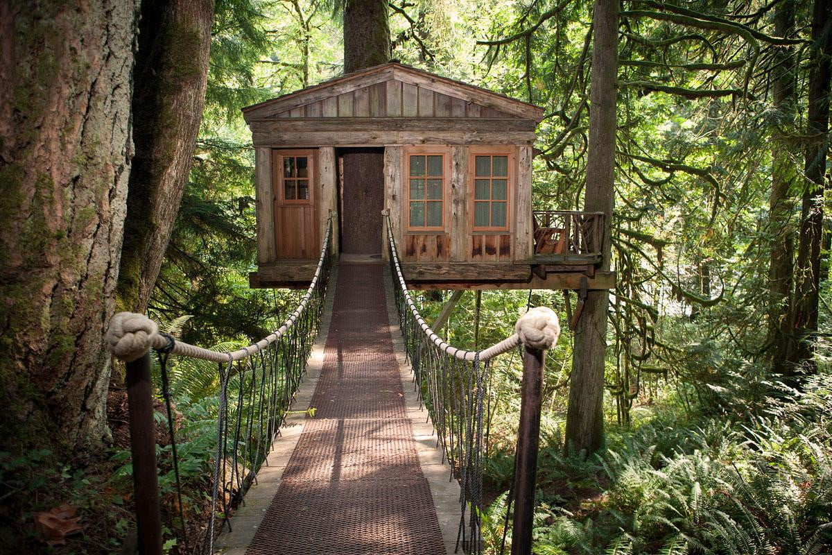 Epic Treehouses on Wilderness At Disney 2 Bedroom Villas Floor Plan