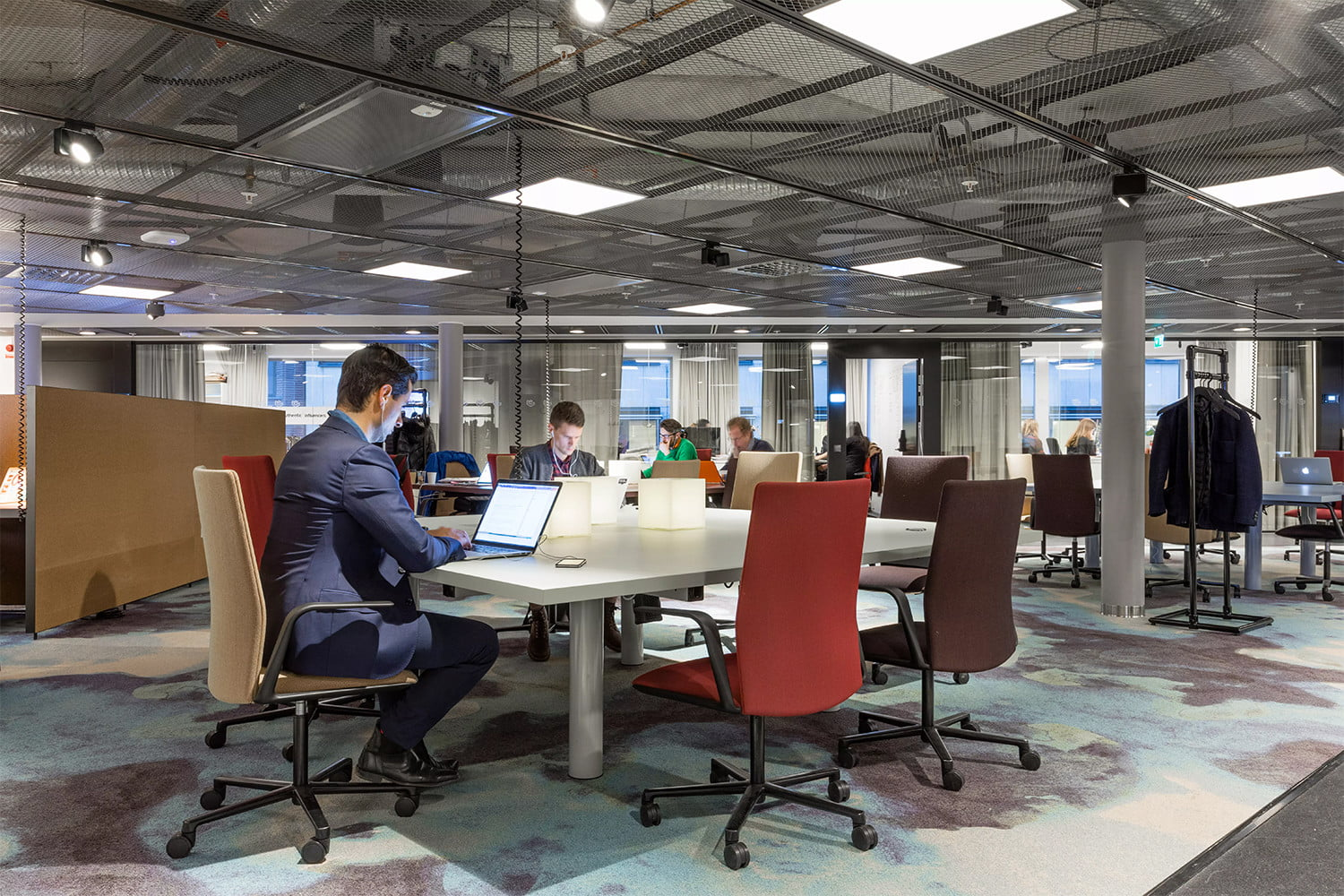 Stockholm 39 S Epicenter Experiments With The Office Of The