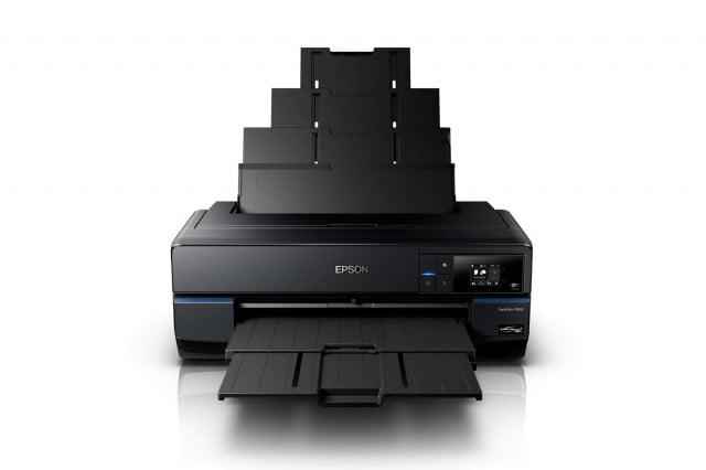 epson adds  inch model to new surecolor series of photo printers p front