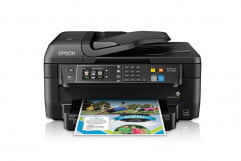 epson workforce wf  review press image