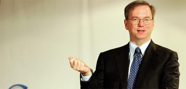 eric schmidt google ceo apple board of directors