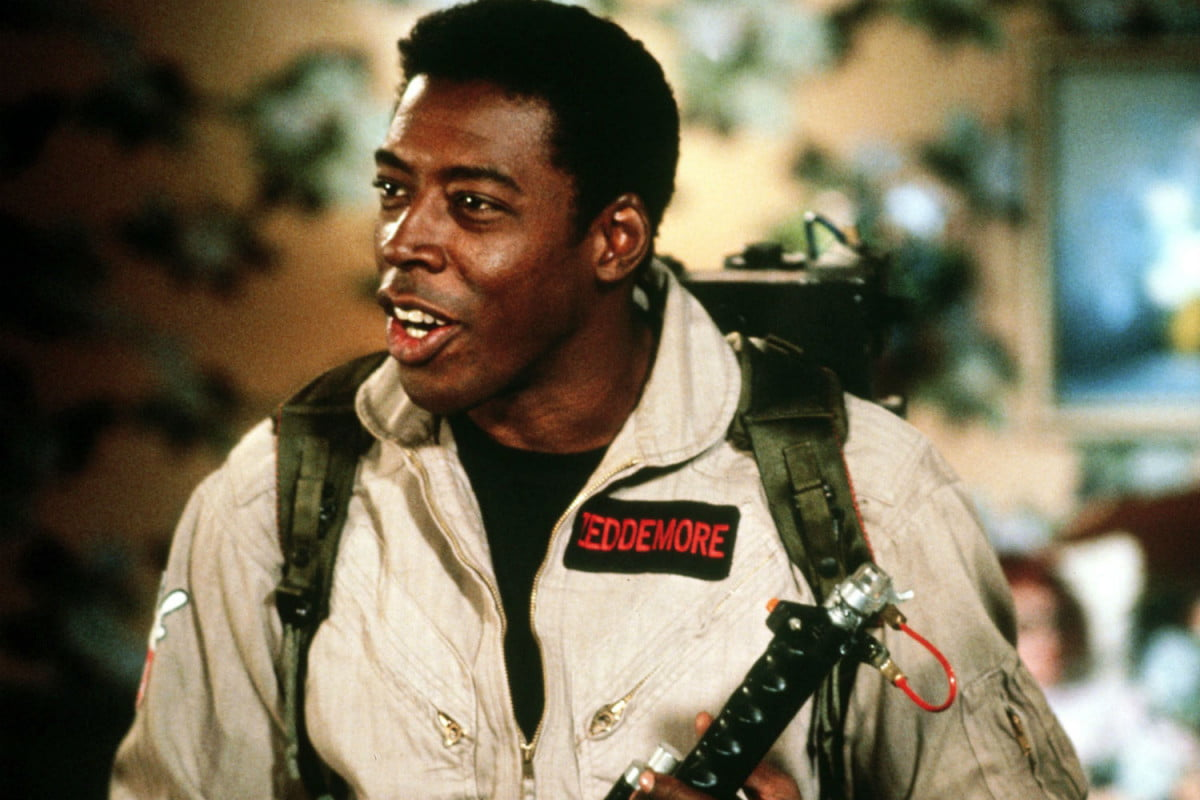 ghostbusters remake ernie hudson