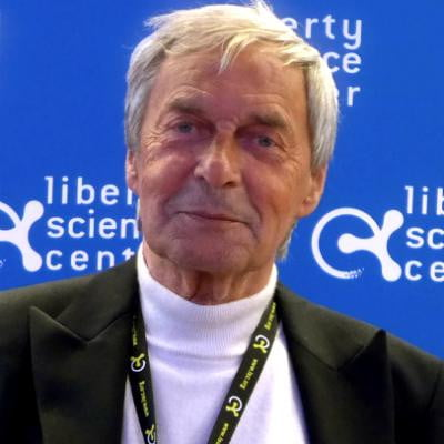 It's all his fault: Erno Rubik.