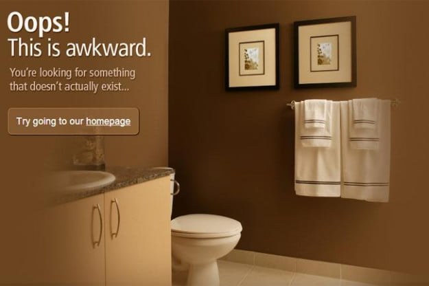 error page - apartmenthomeliving