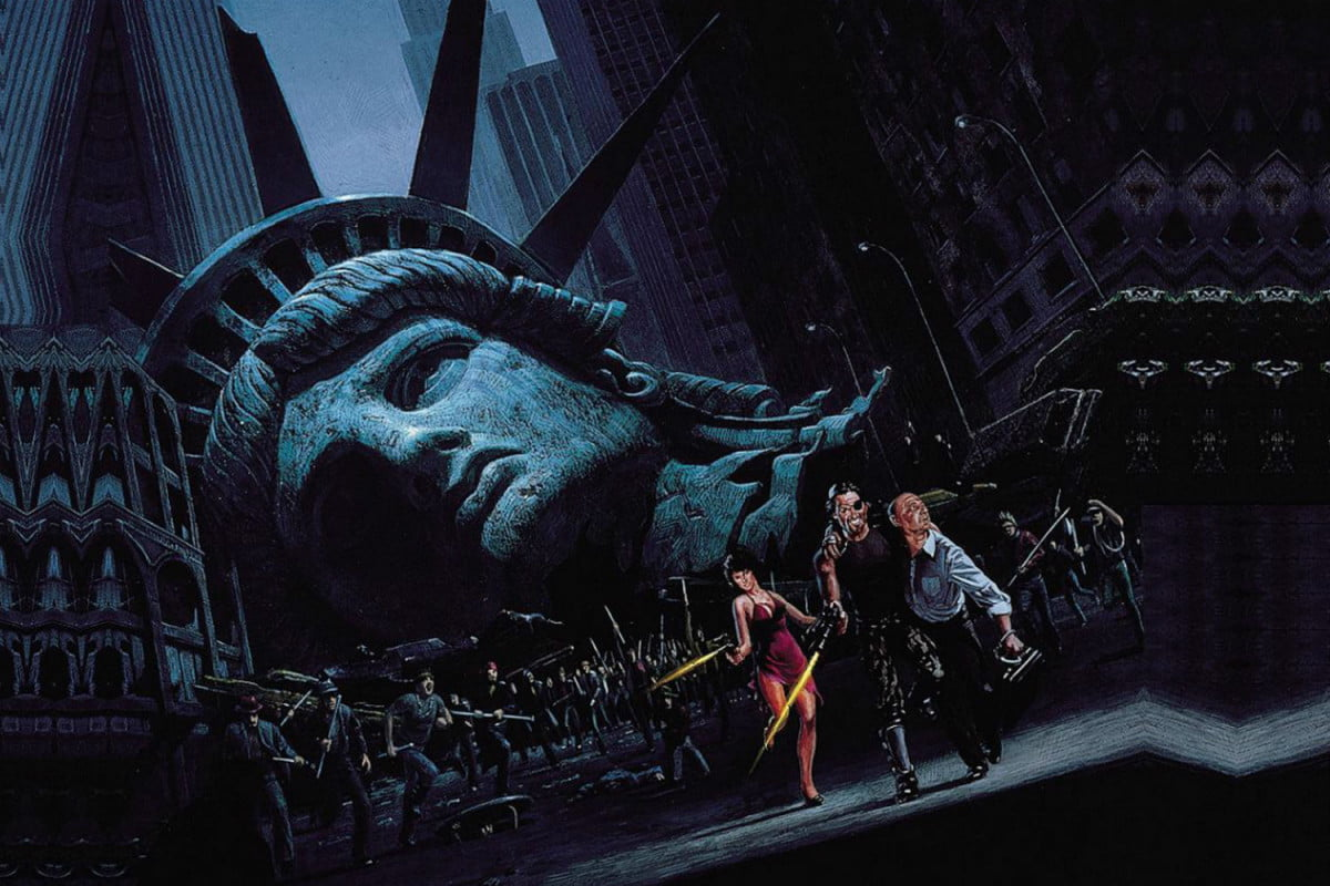 escape from new york remake writer neil cross