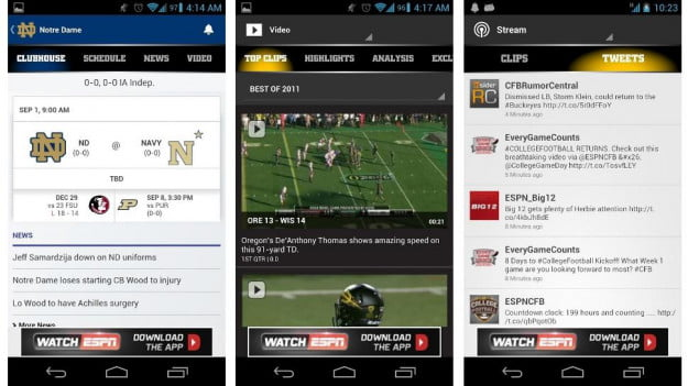 ESPN-College-Football-Android-apps-screenshot
