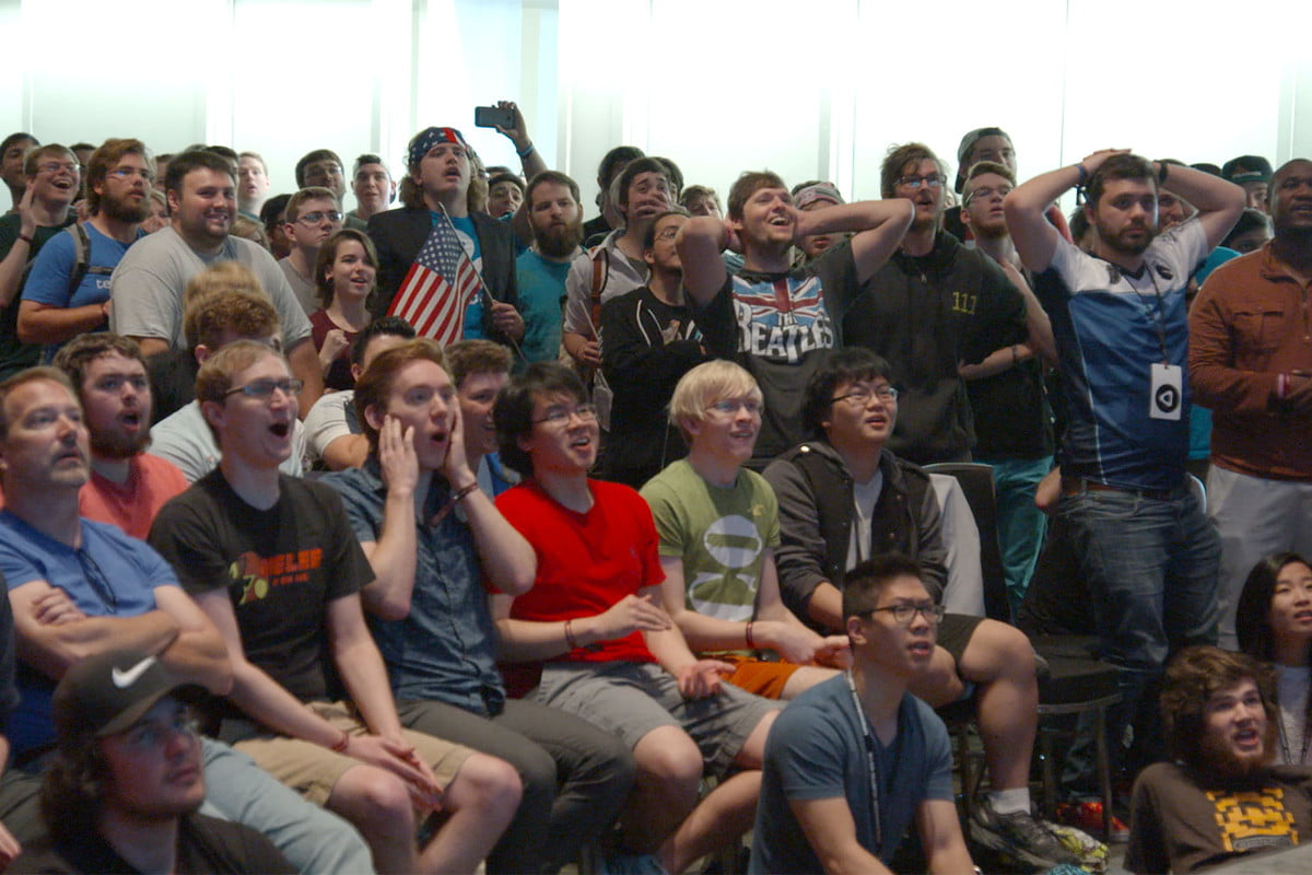how esports are gaining popularity in america