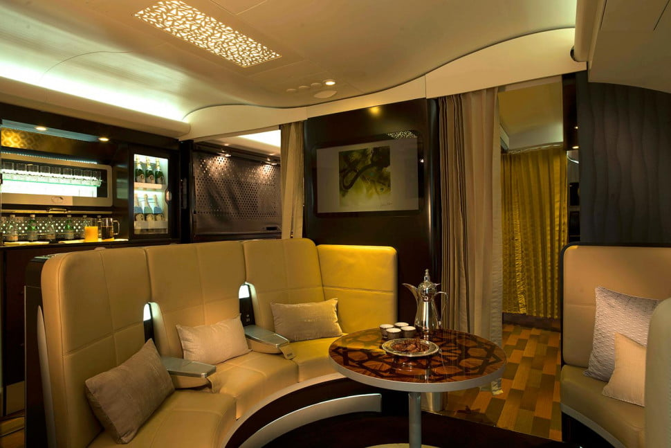 Etihad puts apartment inside an A380 as part of luxury travel ...