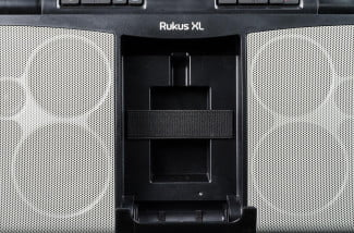 Eton Rukus XL iPhone dock