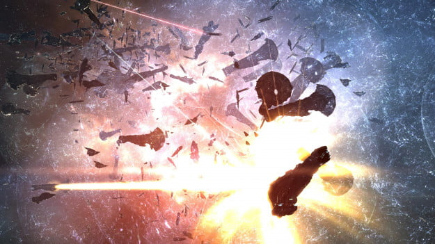 EVE Online - Battle of B-R5RB