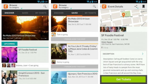 Eventbrite-Android-apps-screenshot