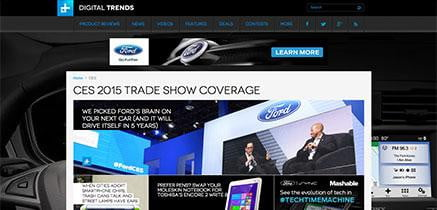 Event or Trade Show Sponsorship