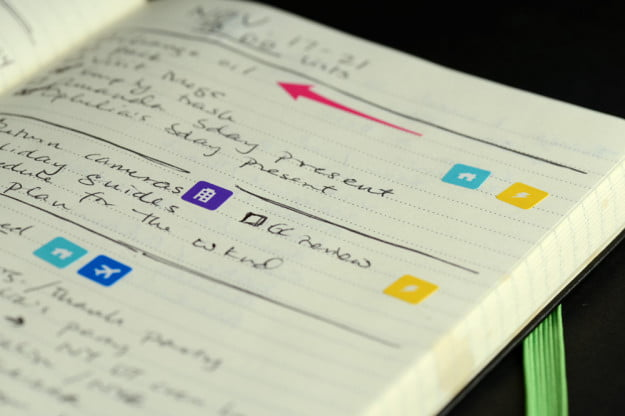 Evernote-Notebook-Hands-On-page-stickers