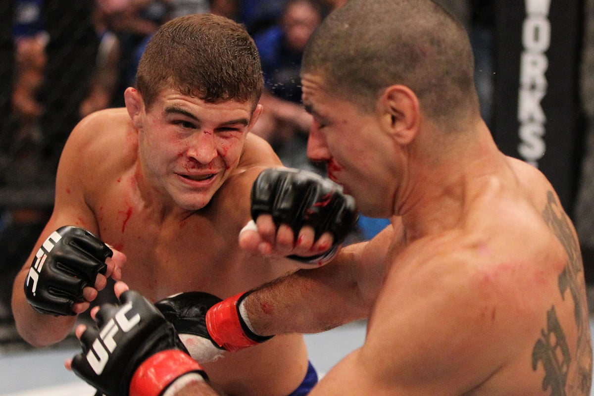 evox eeg brain reader from evoke neuroscience helps mma fighters al iaquinta
