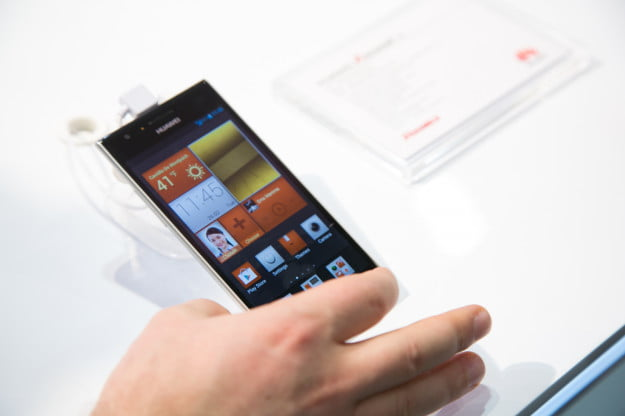 Huawei Ascend P2 themes