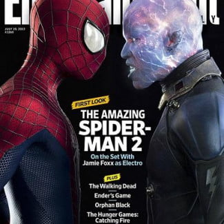 EW Cover of Spidey and Electro