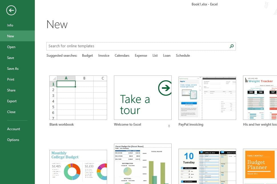 Excel Home