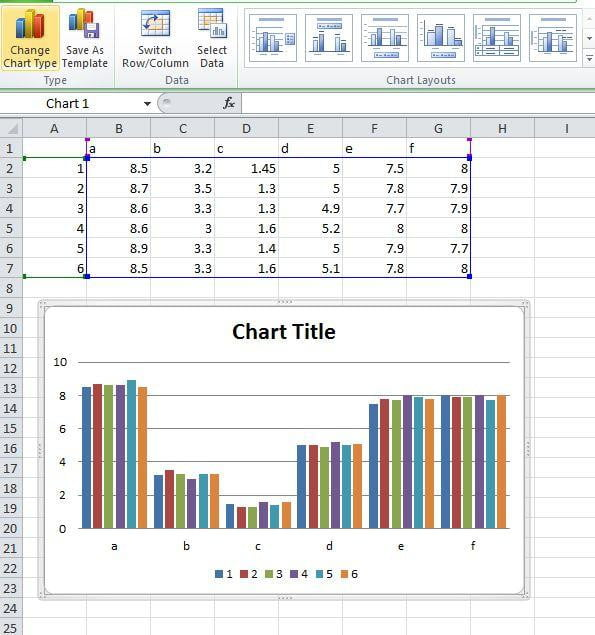 Drawing Lines With Vba In Excel : Excel vba graph title insert chart