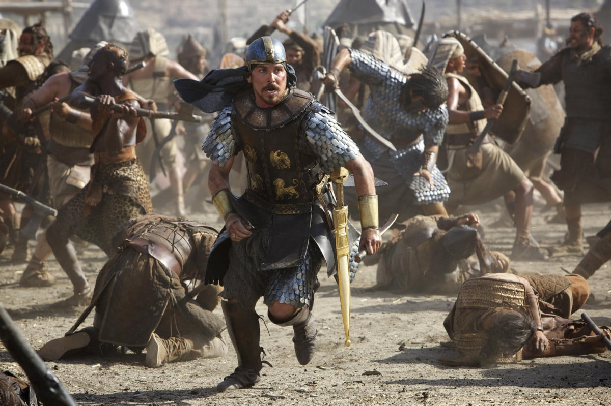 first trailer ridley scotts exodus gods kings and
