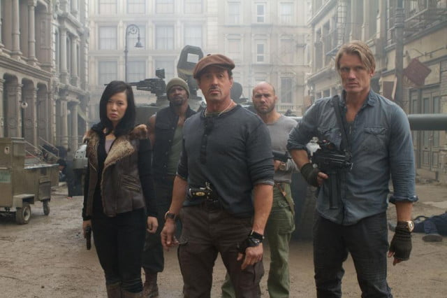 Expendables 2 review 2