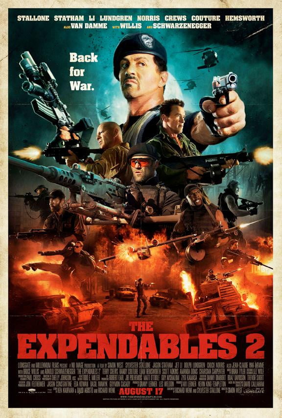expendables  review
