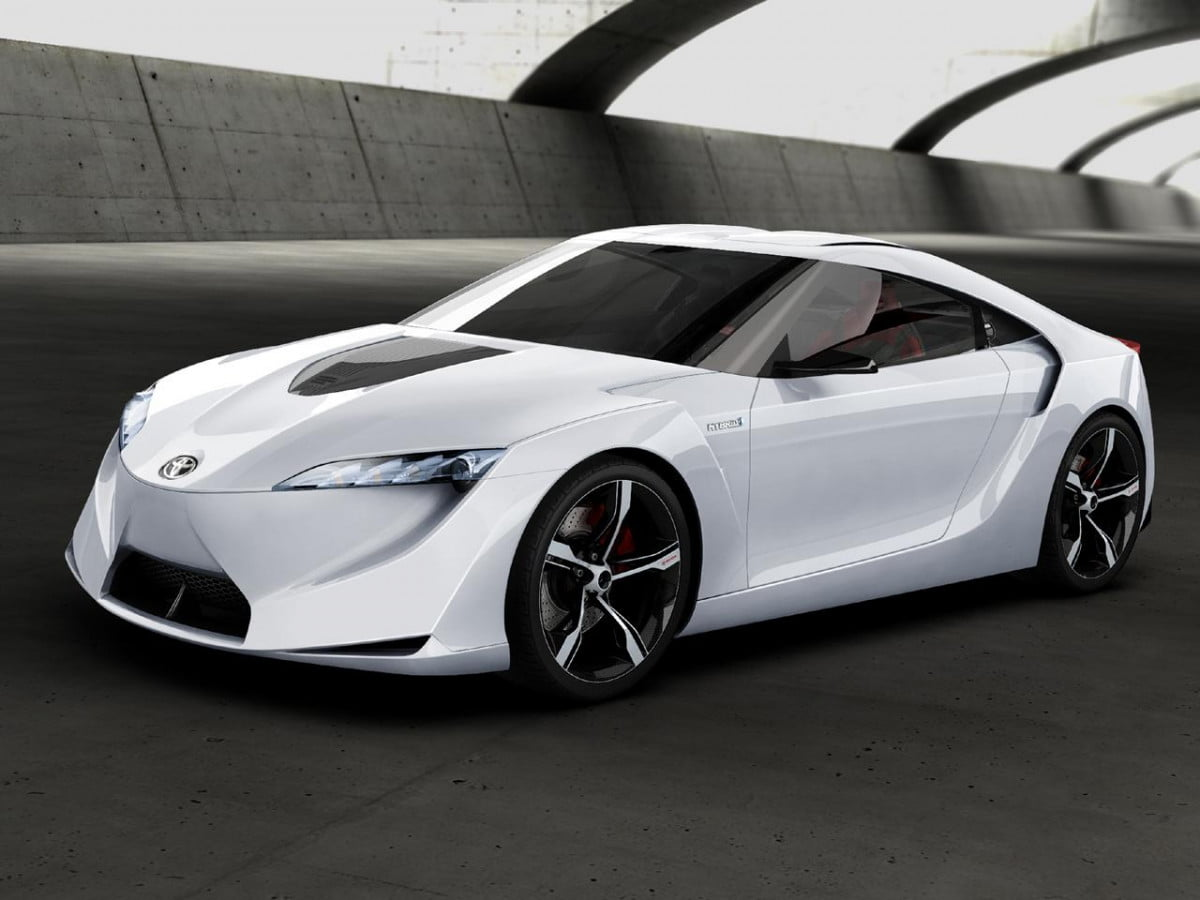 will toyota unveil a supra sports car concept at the  detroit auto show ft hs