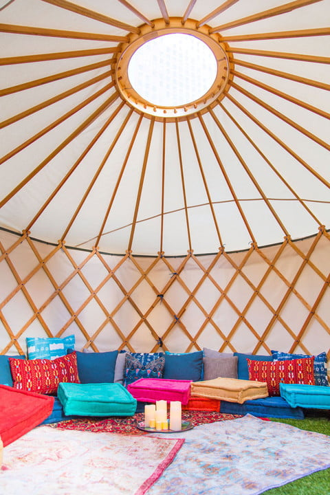 glamping on a manhattan rooftop extreme wow outdoor suite