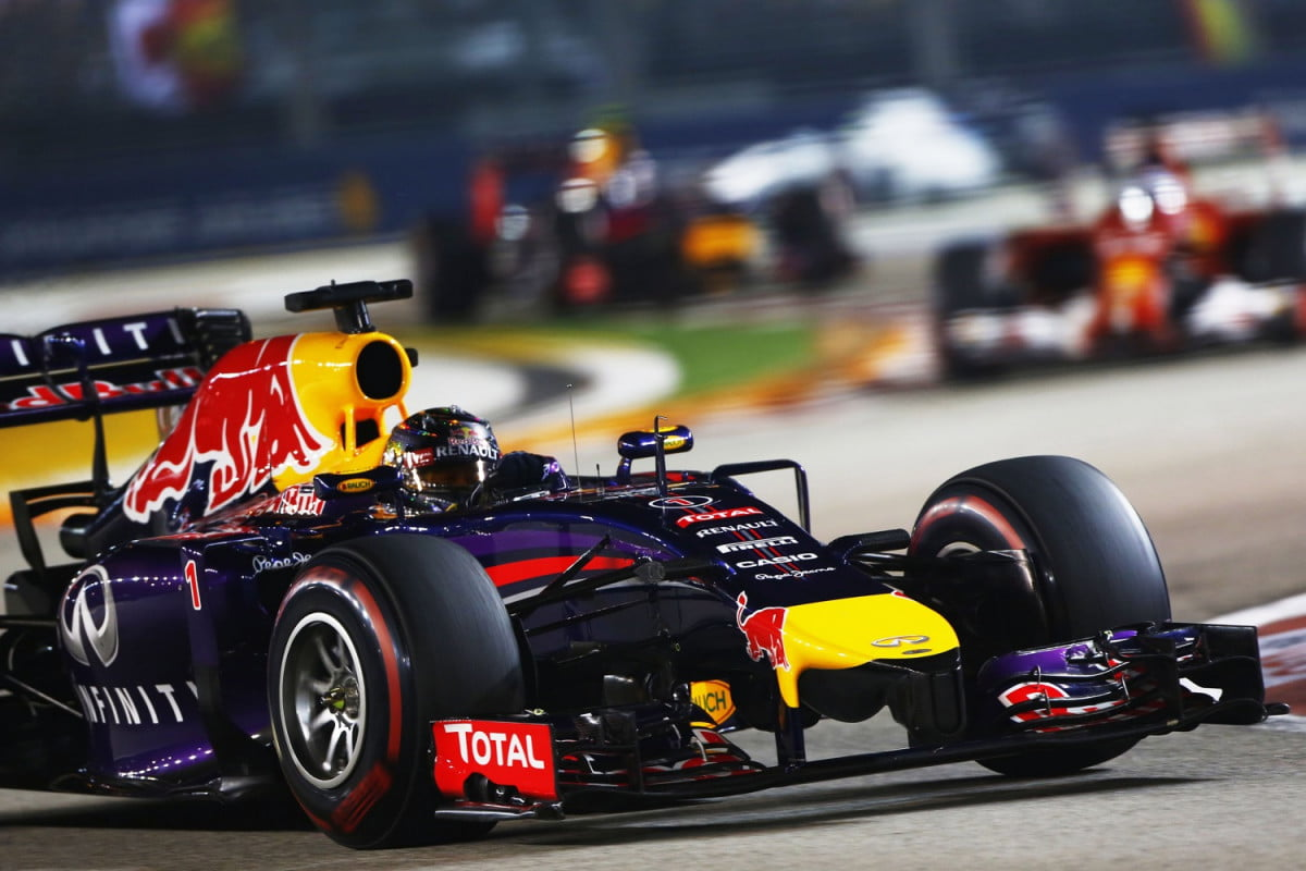 did the vw diesel scandal kill an f  deal with red bull racing at singapore gp
