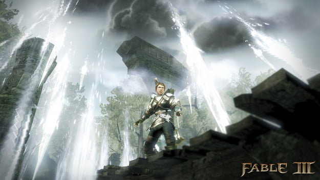 Fable 3 screen