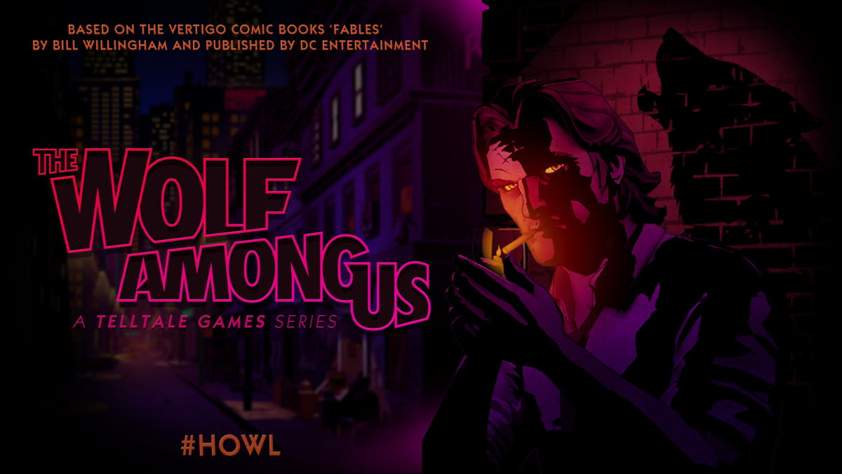 the wolf among us builds on successes of walking dead fables