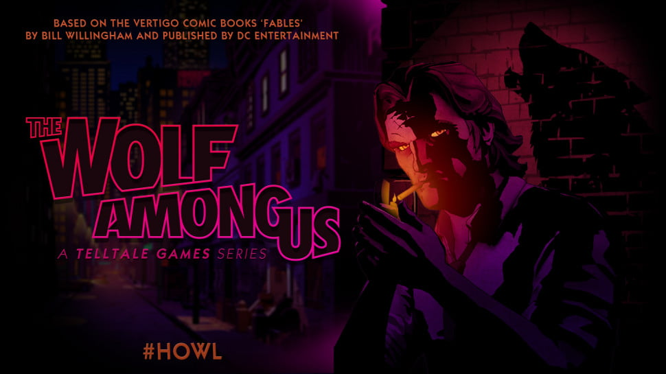 Fables The Wolf Among Us