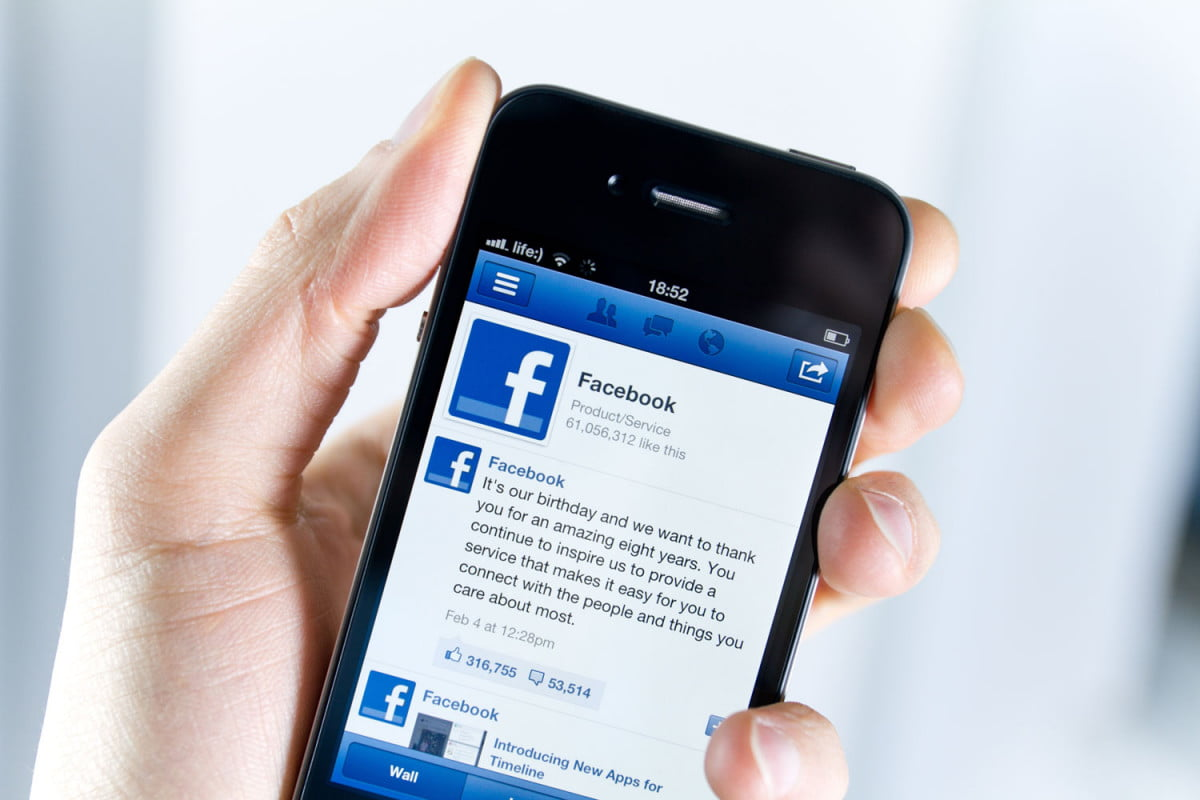 facebook ends year as most popular smartphone app in u s image