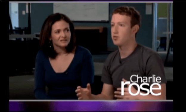 Mark Zuckerberg - Sheryl Sandberg - Facebook