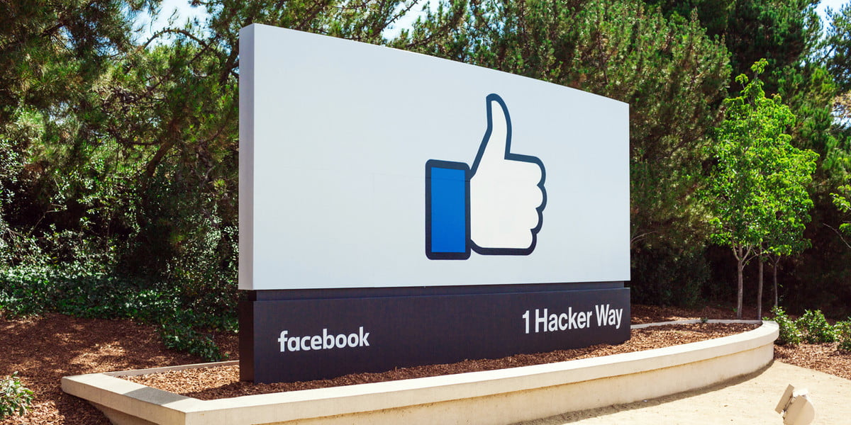 facebook trending topics investigation front sign headquarters hq offices home fb