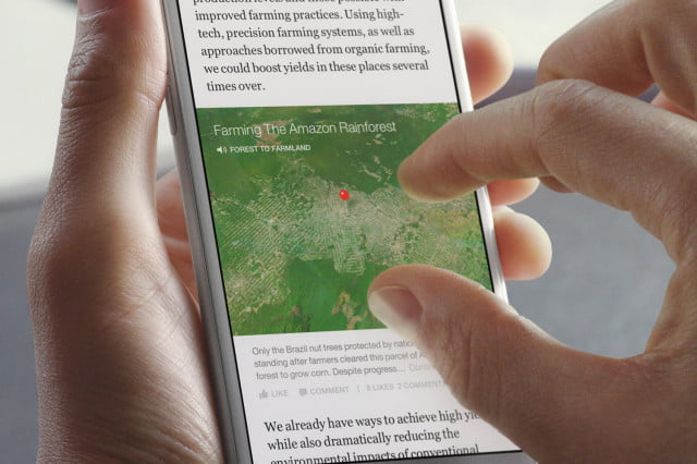 facebook instant articles disappoint