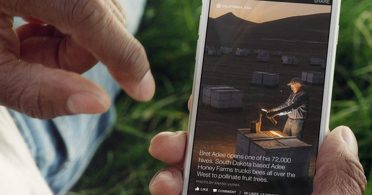 Facebook Instant Articles are Starting to Resemble Snapchat Discover Channels