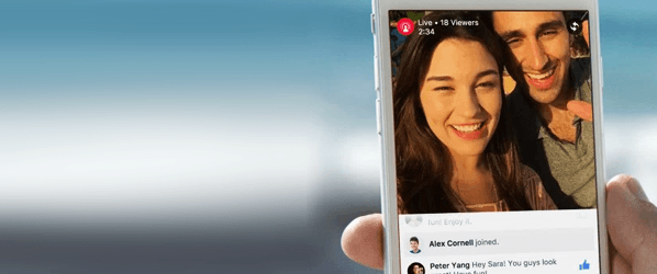 Facebook may shift its  focus away from live video and onto original shows