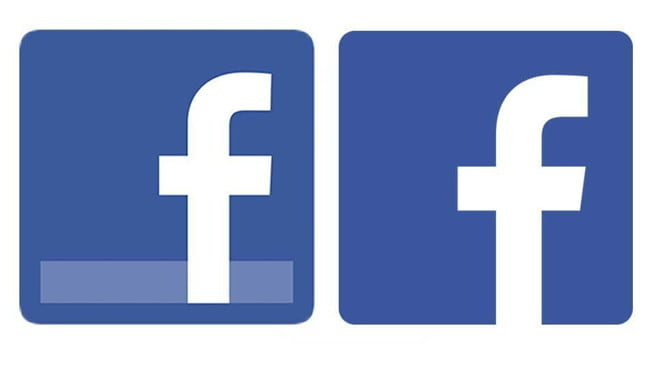 The Facebook logo takes on a simpler, cleaner look | Digital Trends