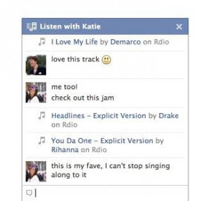 facebook-music-chat