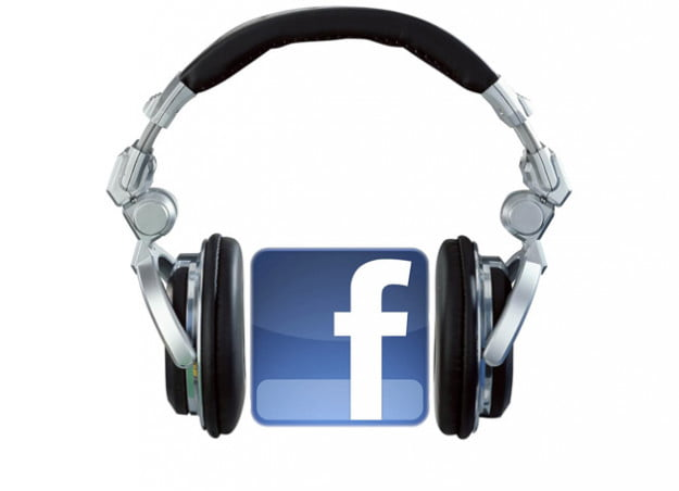 Facebook-Music-Dashboard-Spotify