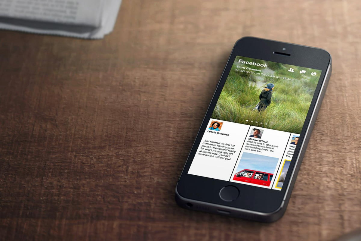 facebook paper review hands on