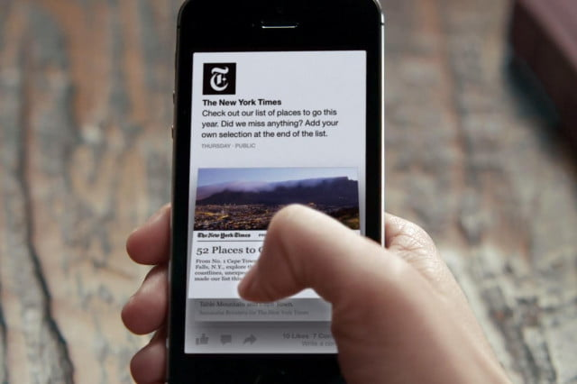 facebook notify paper hands on news