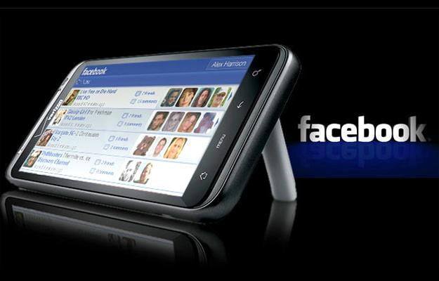 Facebook branded phone kickstand rumor